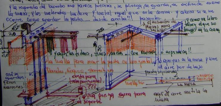 Parapastas Anabelius: Arte de estilo  por Marcelo Manzán Arquitecto,