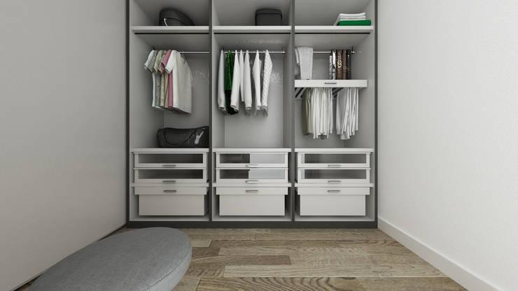 Phòng thay đồ by De Vivo Home Design