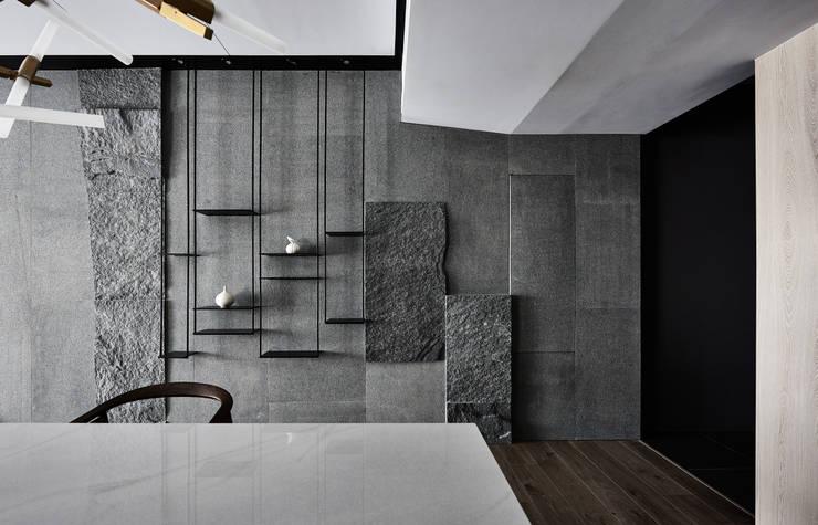 Esszimmer von 思維空間設計
