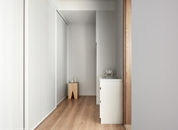 原森:  臥室 by 思維空間設計