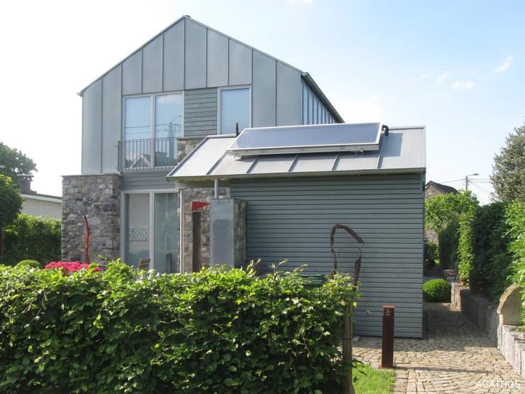 Enorm inspirerend: een energievriendelijk stijlvol huis
