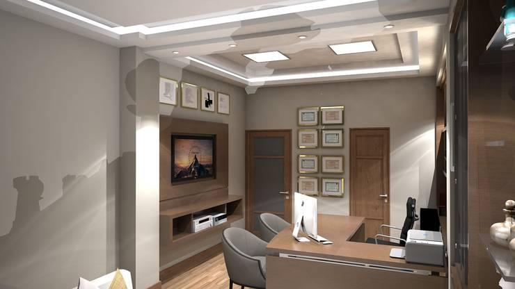 Study/office by Savignano Design