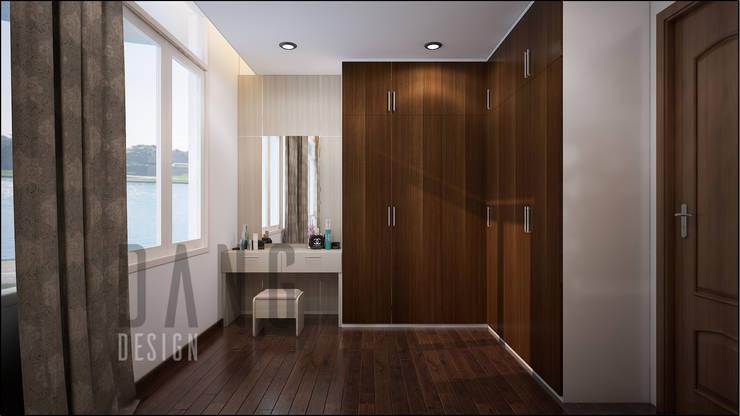 phòng ngủ:  Phòng ngủ by DCOR