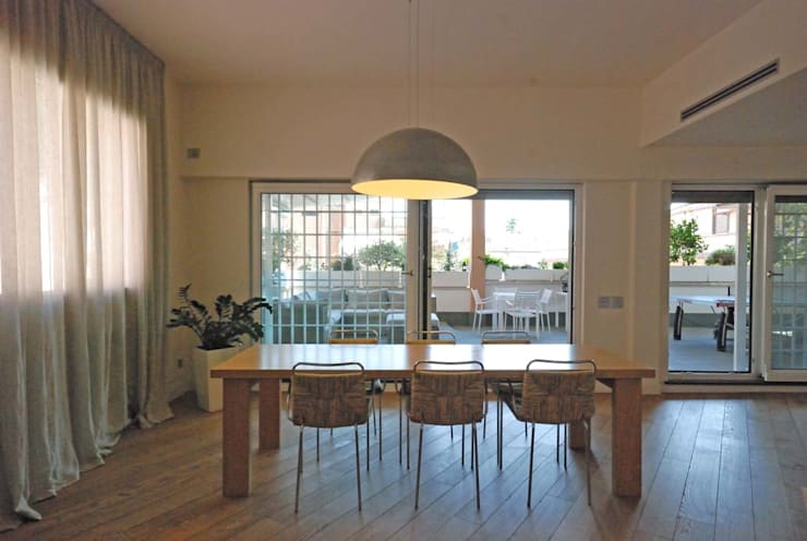 Dining room by silvestri architettura