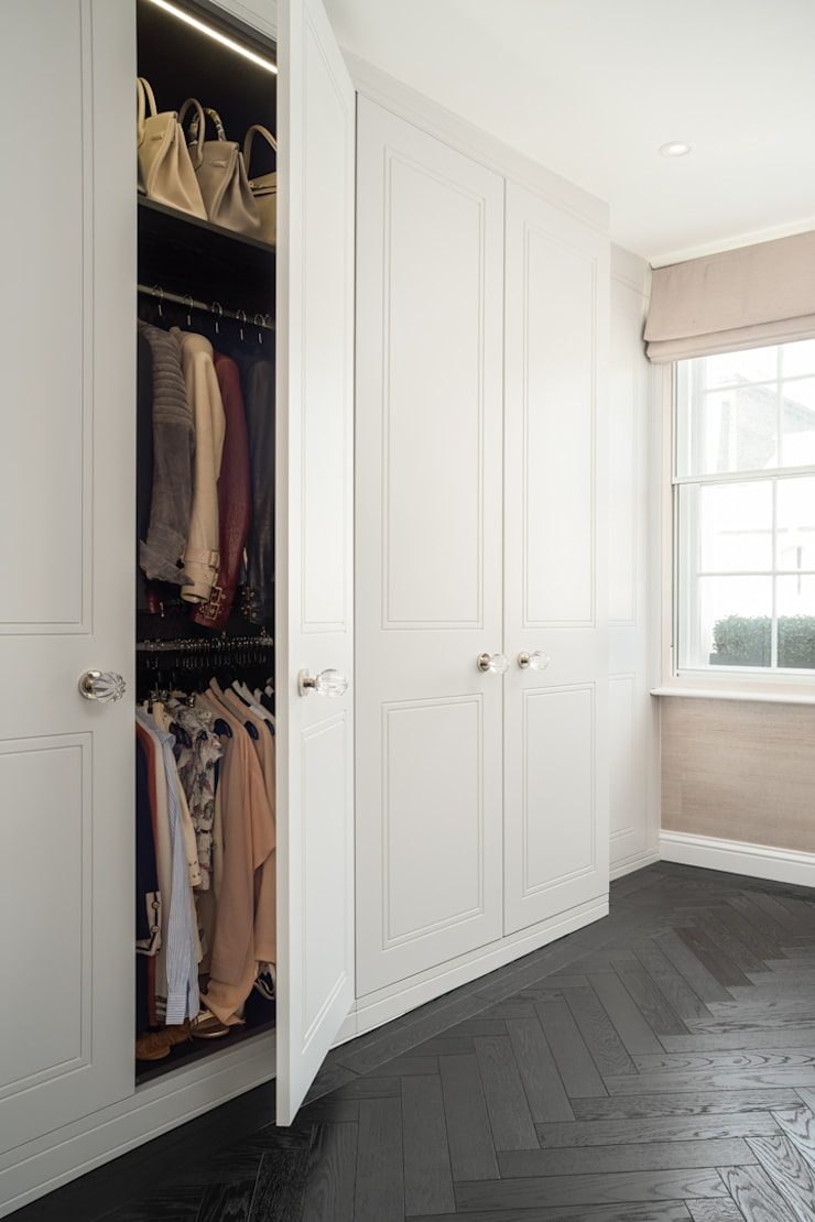 Chambre de style  par SWM Interiors & Sourcing Ltd,