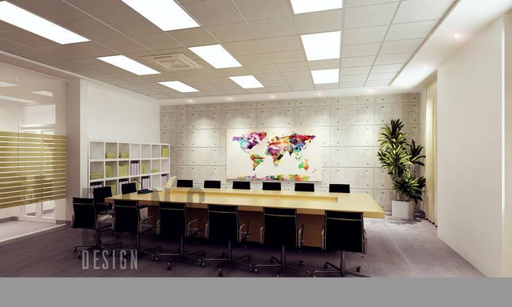 Phòng họp:  Phòng học/Văn phòng by DCOR