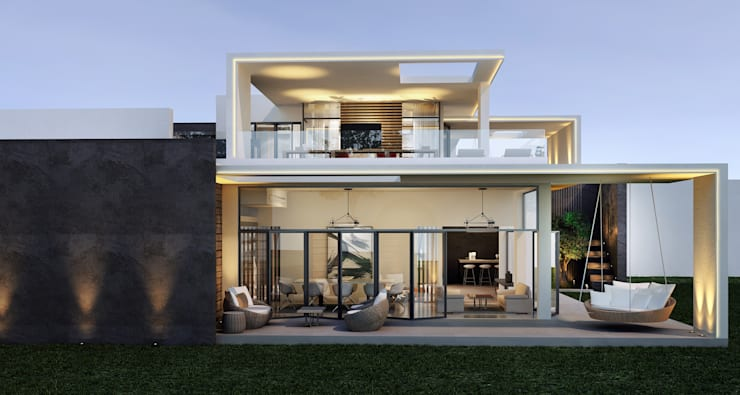 Villas by SA Architects and Partners