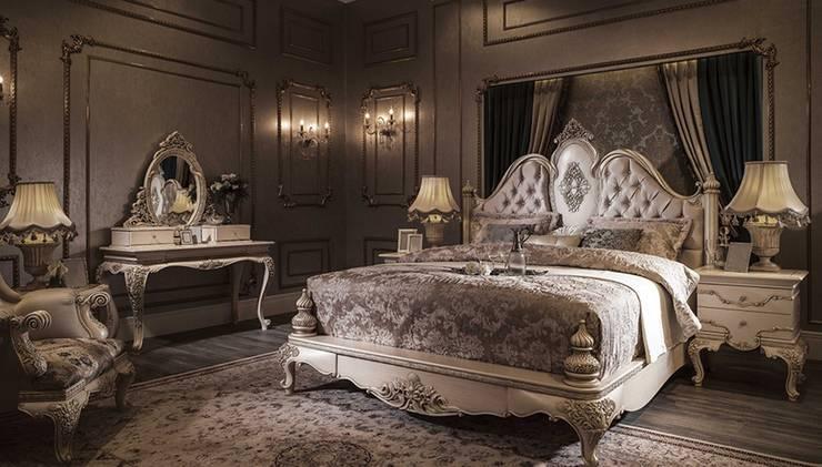 classic Bedroom تنفيذ LUXURY FURNITURE