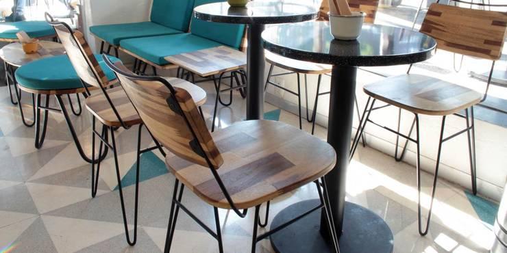 Moderne Esszimmer von Ariel Rojo Design Studio Modern