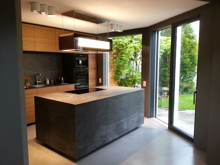 welche tapete passt in die k che 9 zauberhafte ideen. Black Bedroom Furniture Sets. Home Design Ideas