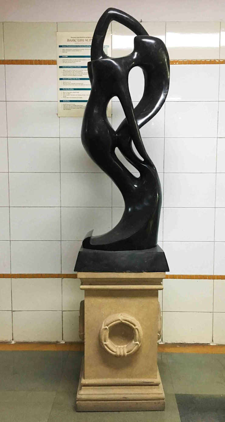 Marble Sculpture:  Corridor & hallway by Karara Mujassme India