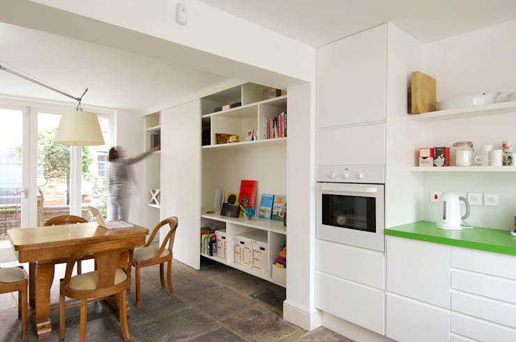 Built-in kitchens by Forster Inc