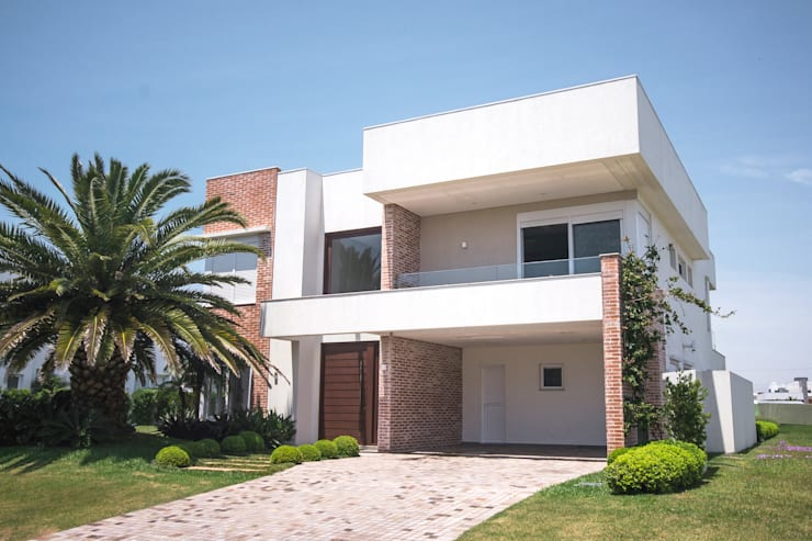 房子 by Arquiteto Vinicius Vargas