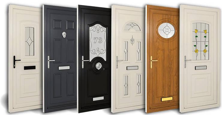 uPVC Doors:  Windows & doors  by McCoy Mart