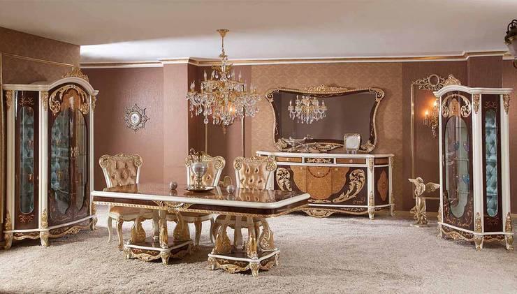 Dining room تنفيذ LUXURY FURNITURE
