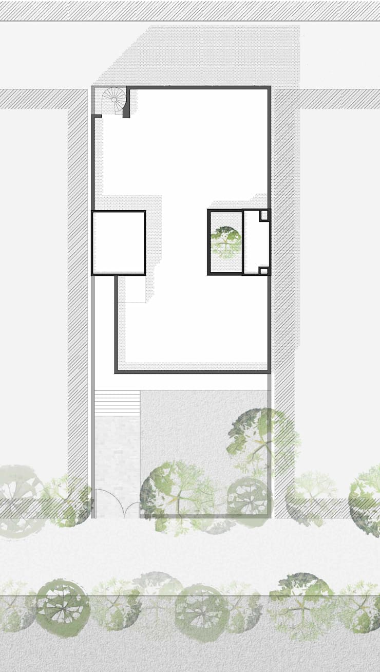 Site Plan: modern  by mold design studio,Modern