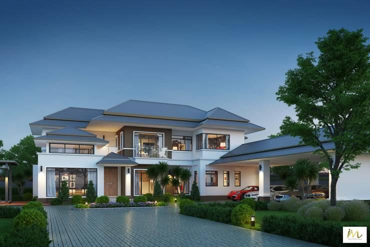 Project : Home in Tachileik Myanmar:   by บริษัท ไอ แอม อินทีเรีย อาคิเทค มาสเตอร์ จำกัด (สำนักงานใหญ่)