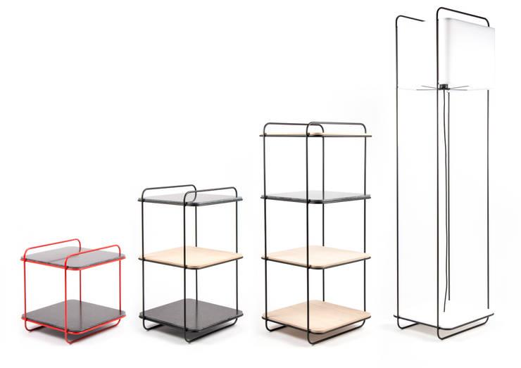 8MM - lamp: modern  door Basten Leijh Design Studio, Modern