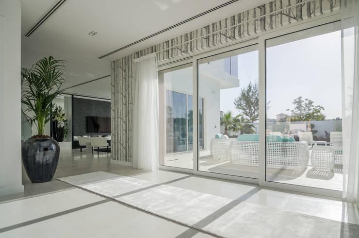 Corridor & hallway by Etcetera Living