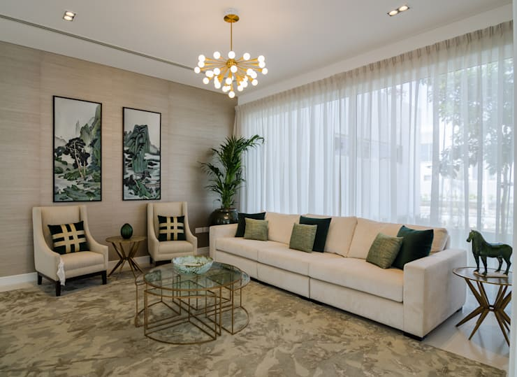 Living room by Etcetera Living