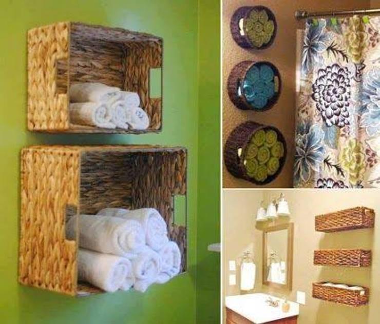 Ev Düzenleme:  tarz Banyo