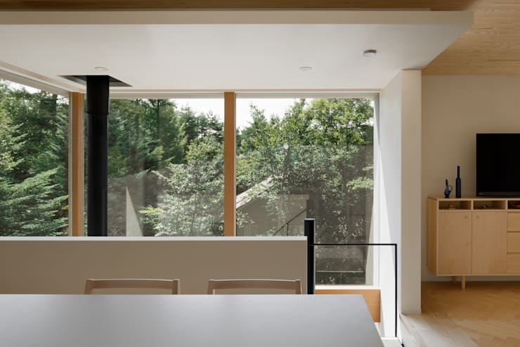 Окна в . Автор – atelier137 ARCHITECTURAL DESIGN OFFICE