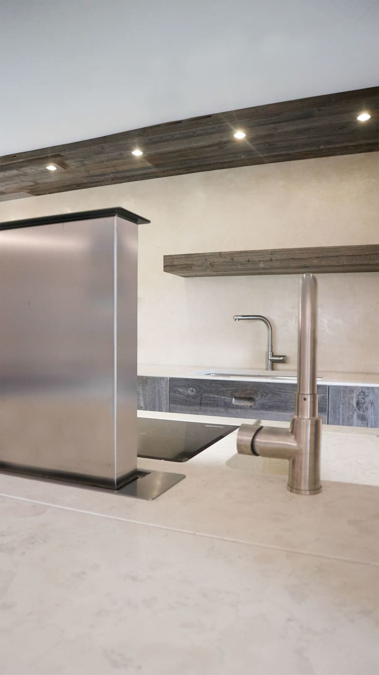 Design and functionality in your kitchen: Cucina in stile  di RI-NOVO