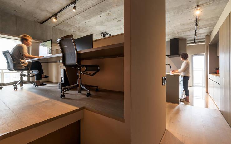 書房/辦公室 by FANFARE CO., LTD