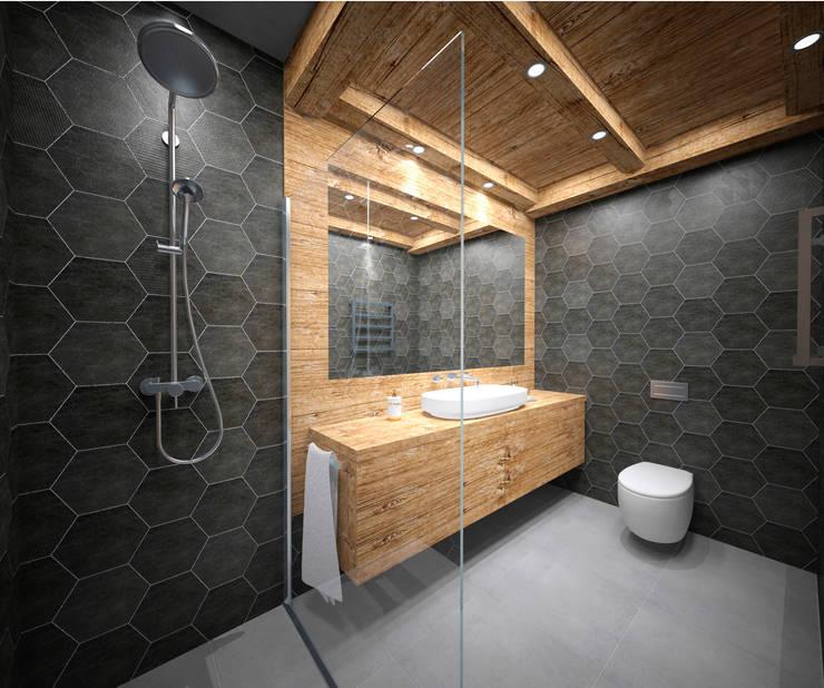 浴室 by ARCHDUET&DA