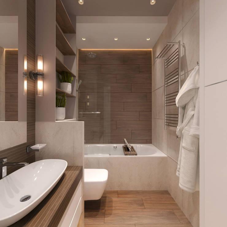 Baños de estilo  por Loft&Home