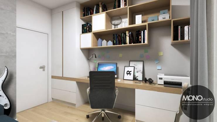 مكتب عمل أو دراسة تنفيذ MONOstudio