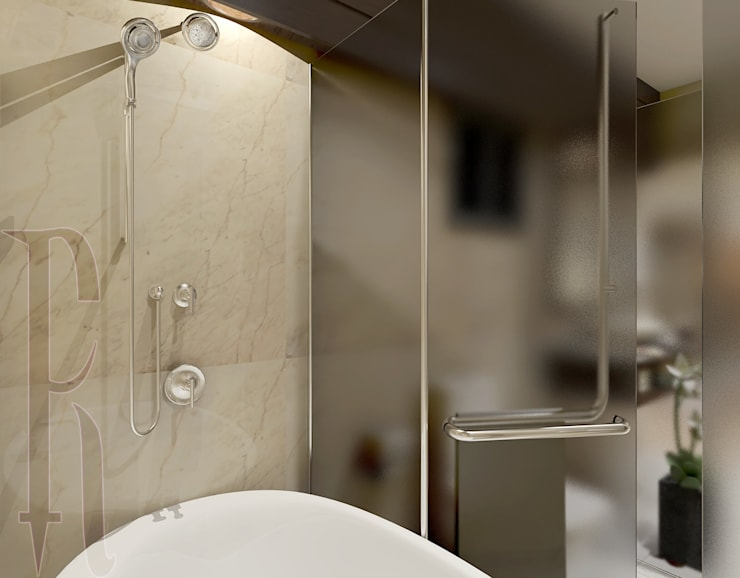 Bathroom by Ravenor's Design Solutions