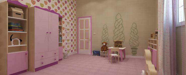 Bedroom by Ravenor's Design Solutions