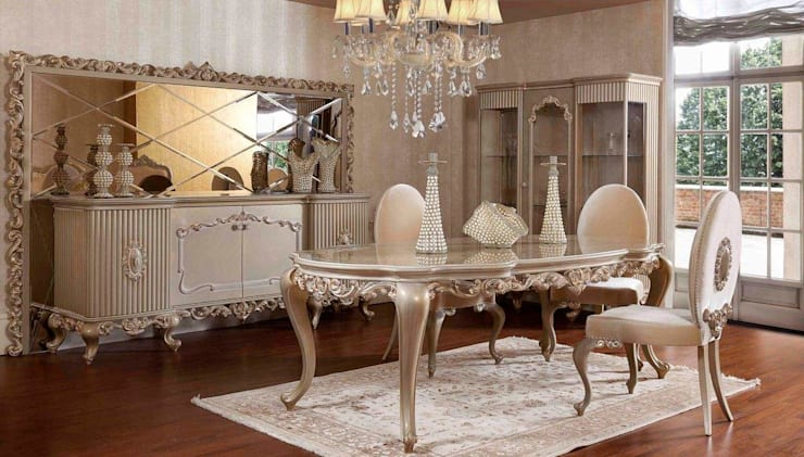 Dining room by LUXURY FURNITURE