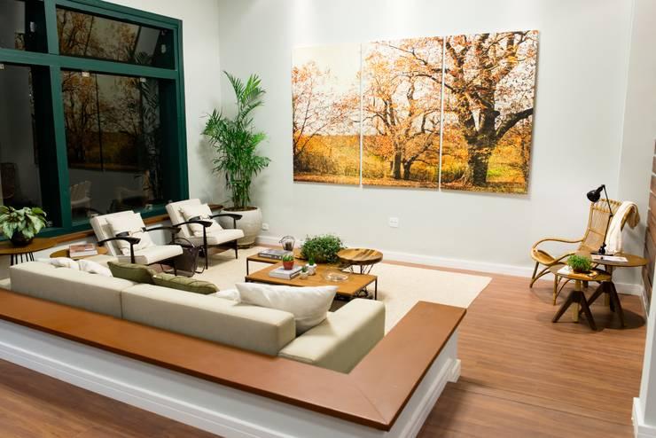 Terrace house by GP STUDIO DESIGN DE INTERIORES