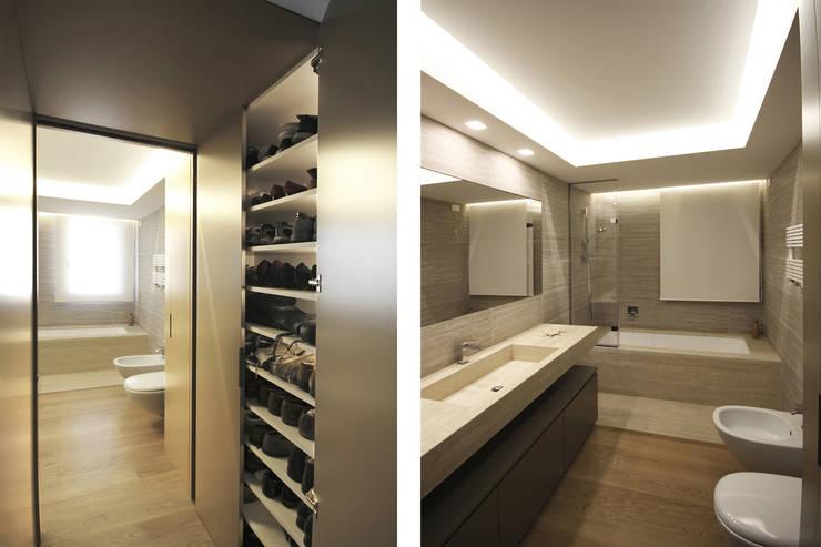 Badkamer door JFD - Juri Favilli Design