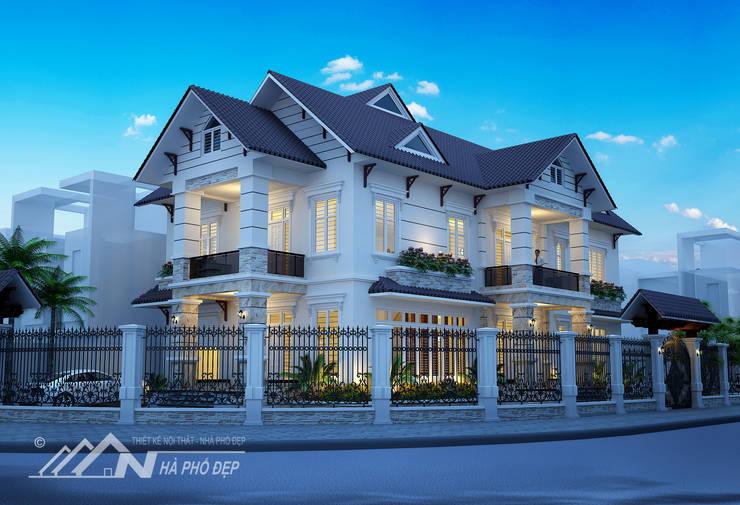 Biệt Thự:  Biệt thự by nội thất nhà phố đẹp