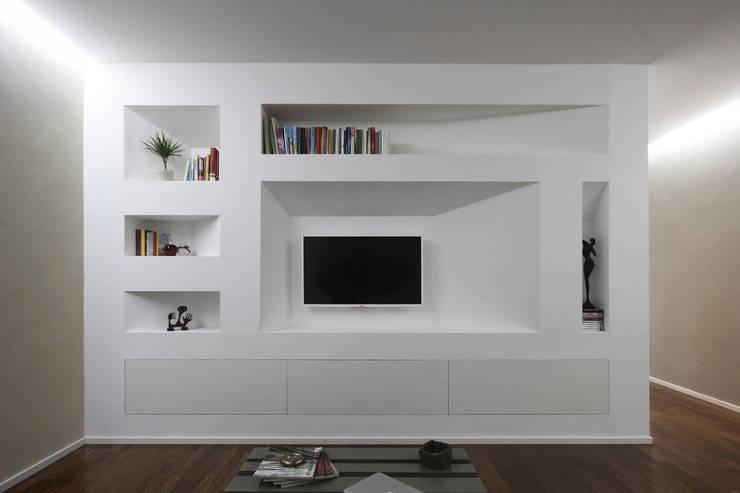 Illuminazione Per Casa Firenze : Ristrutturazione casa di m² a firenze