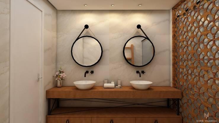 浴室 by Nuriê Viganigo