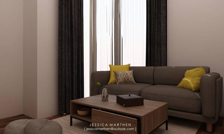 by JESSICA DESIGN STUDIO Scandinavian