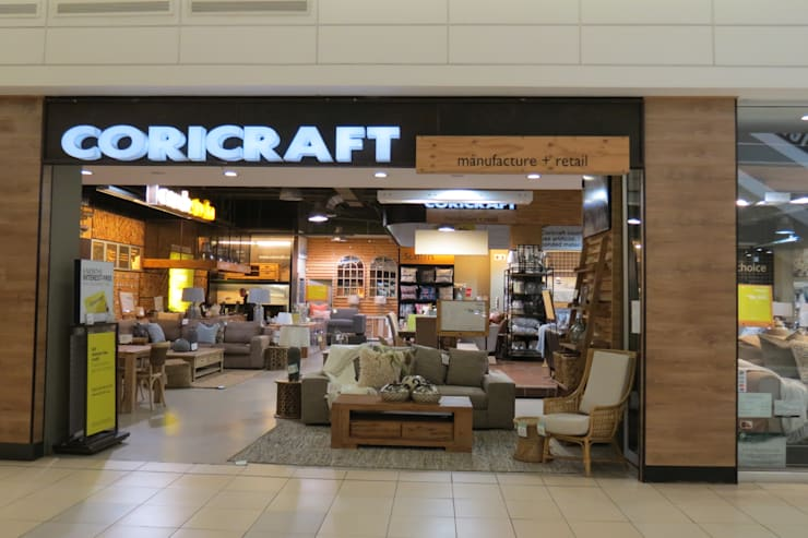 Coricraft - Eastgate Extension:   by Vashco Pty Ltd