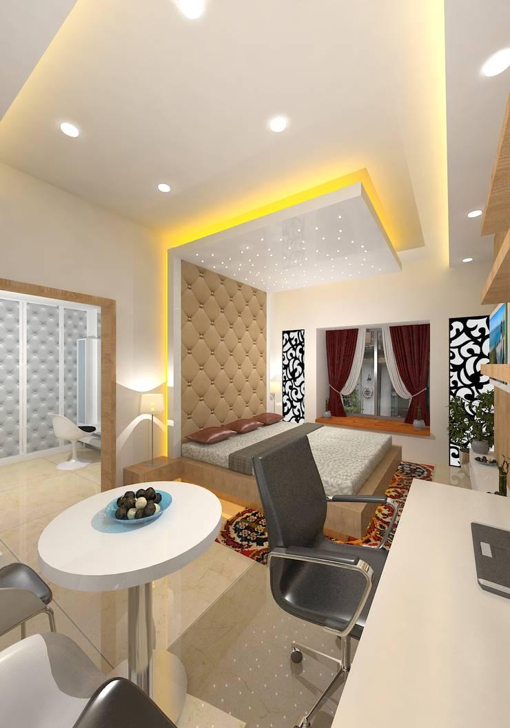 modern Bathroom by Gurooji Design