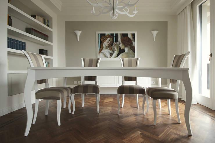 Tavolo Classico Moderno.Tavolo Di Design Artigianale Classico Moderno Di Jfd Juri