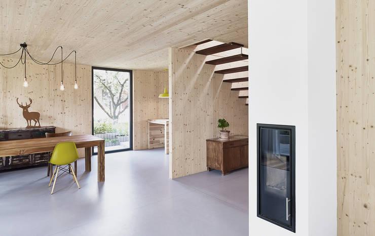 Гостиная в . Автор – CIP Architekten Ingenieure