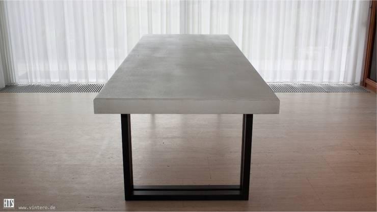 betonoptik cooler industrial chic f r den innenraum. Black Bedroom Furniture Sets. Home Design Ideas