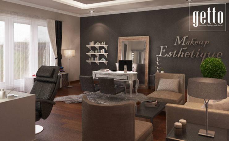 Make Over Room:  Kantor & toko by Getto_id
