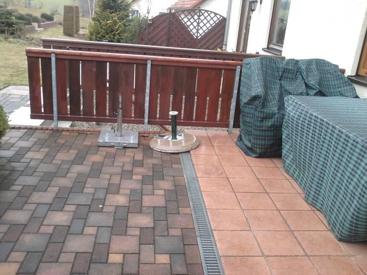 Neubau und Sanierung von  Balkon – Terrasse Flächen:   von Bausanierung Höpke