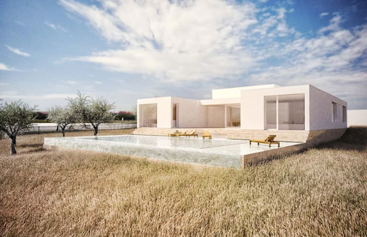 country Houses by Grupo Norma
