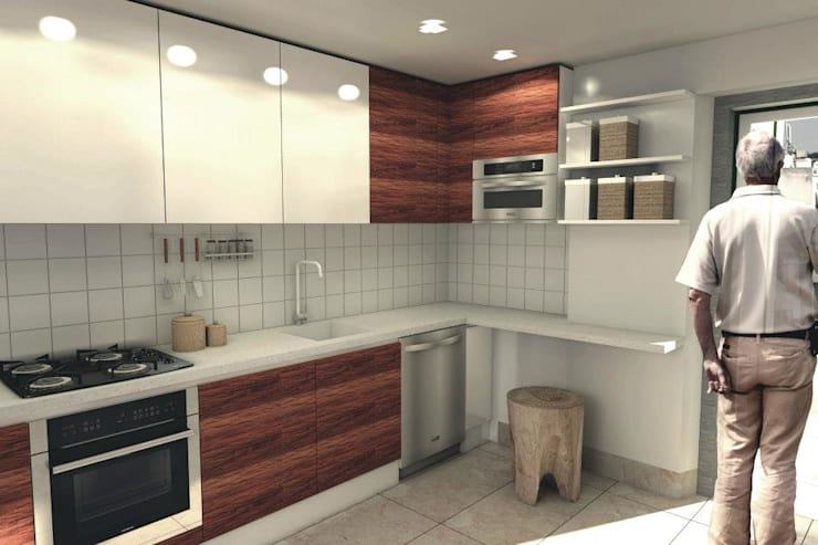 classic Kitchen by Grupo Norma