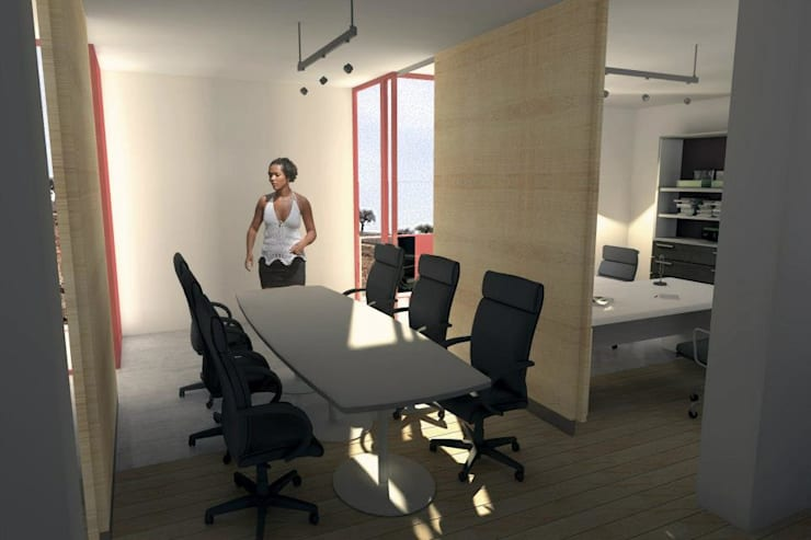 Commercial Spaces by Grupo Norma